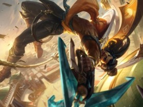【蜗牛电竞】《英雄联盟》新英雄阿克尚正式上线 官方公布魔女系列头像