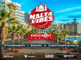 【蜗牛电竞】Eden Esports宣布举办总奖金30万美元的Malta Vibes系列淘汰赛