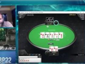 线上扑克周日主赛:Philipp Gruissem大爆发