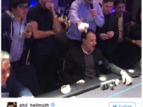 Phil Hellmuth是最具魅力的主持牌手