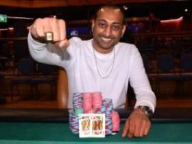 娱乐玩家Neil Patel在WSOPC Tunica站主赛事夺冠