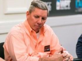 资深赛评Mike Sexton挺进洛杉矶经典赛决赛桌