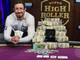 Aria豪客赛54、55:Seiver和Rast双双夺冠