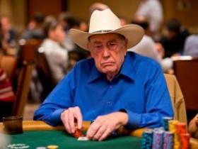 Doyle Brunson:83岁再战2017WSOP