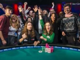 人生赢家:扑克情侣夺得WSOP团队赛冠军