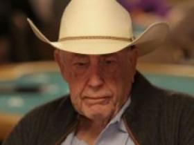 阔别3年之后,Doyle Brunson有望于6月11日现身WSOP