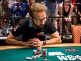 WSOP快讯:Daniel Negreanu在扑克玩家锦标赛出局,仅获第五名