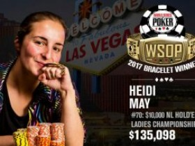 WSOP赛讯:澳大利亚选手获得女子赛冠军
