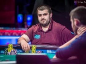 2017世界扑克锦标赛主赛事决赛桌:Scott Blumstein领先全局