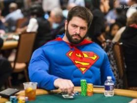 WSOP主赛事独家采访:超人真的很疯狂!