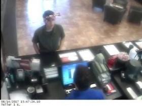 一扑克玩家在去娱乐场的途中打劫银行