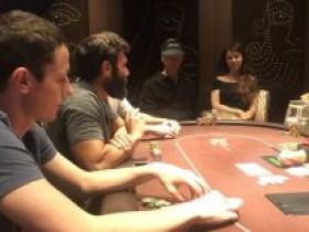 Tom Dwan仍在拉斯维加斯,并与Dan Bilzerian同桌竞技