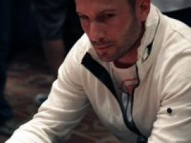 扑克大师赛首场赛事决赛桌诞生,Matt Hyman暂时领先排名