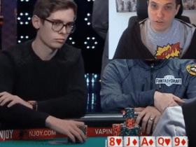 Polk和Holz将拿出扑克大师赛奖金的1%给自己社交媒体的粉丝
