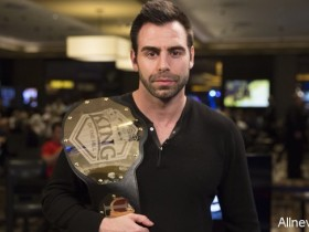 Olivier Busquet取得第二届KOTH冠军,获得奖金$200,000