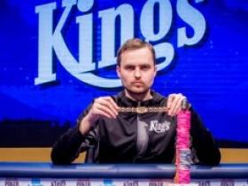 蜗牛扑克:Theodore McQuilkin取得WSOPE第4项赛事的冠军