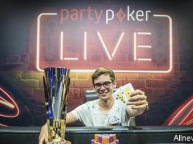 Fedor Holz获得和PartyPoker签约后首个冠军