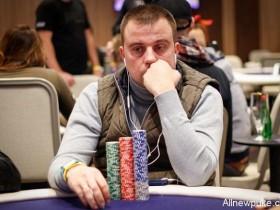 蜗牛扑克:Aleksandrovs领先MPN扑克巡回赛塔林站主赛事Day 1B比赛