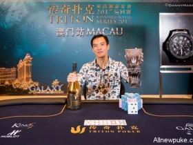 蜗牛扑克:John Juanda赢得传奇超高额豪客赛主赛事冠军