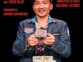 蜗牛扑克:越裔WSOP主赛事冠军Qui Nguyen新书问世!