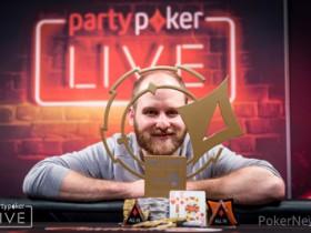 蜗牛扑克:Sam Greenwood斩获Poker Party加勒比海主赛冠军收入百万美元
