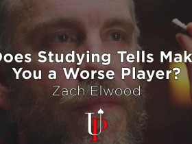 蜗牛扑克:Zachary Elwood告诉你研究扑克小动作会有助于你的牌技吗?