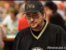 蜗牛扑克:Phil Hellmuth输掉所有之后再现经典式怒吼