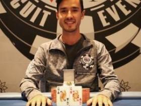 蜗牛扑克:Brendon Rubie取得2017 WSOPC悉尼站$5K挑战赛冠军