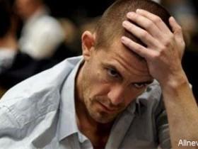 蜗牛扑克:Gus Hansen再次开始享受扑克锦标赛的乐趣