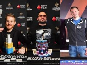 蜗牛扑克:2017年最知名的非WSOP赛事冠军
