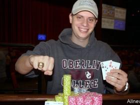 蜗牛扑克:Jason Strasser赢得2018 WSOP巡回赛巧克陶站主赛事冠军