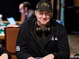 蜗牛扑克:Phil Hellmuth任YouStake的代言人兼顾问