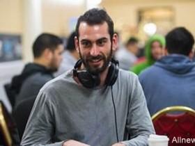 蜗牛扑克:Anthony Spinella又一次取得WSOP线上赛事的冠军