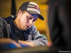 蜗牛扑克:Ian Steinman并不确定自己的神级弃牌是否是一次明智的打法