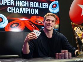 蜗牛扑克:Alex Foxen赢得 2018 APPT 澳门站超高额豪客赛冠军