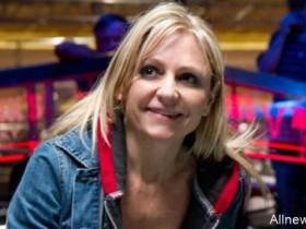 蜗牛扑克:一场提供与Jennifer Harman单独吃饭的慈善拍卖