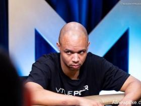 蜗牛扑克:Phil Ivey打算参加今年的WSOP