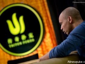 蜗牛扑克:Phil Ivey打入传奇短牌扑克9人决胜桌