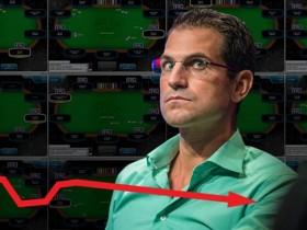 蜗牛扑克:Brandon Adams在线上牌场亏了140万美元!