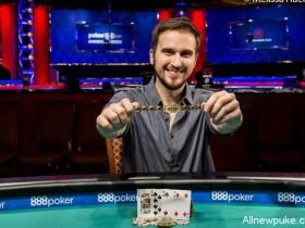 蜗牛扑克:Julien Martini赢得WSOP第4项赛事,入账$239,771