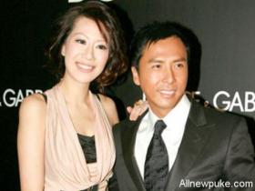 蜗牛扑克:甄子丹的丈母娘只比他大6岁,比他太太还要美