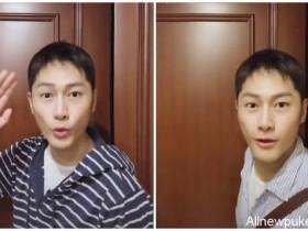 蜗牛扑克:朱梓骁模样大变撞脸黄晓明 网友:你经历了什么?
