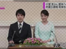 【蜗牛扑克】日本真子公主婚期推迟举行 未婚夫将赴美留学