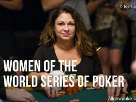 蜗牛扑克:WSOP女战士:Teresita Gutierrez出席WSOP第41项赛事
