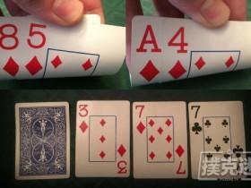 【蜗牛扑克】你应该用哪些牌去半诈唬?