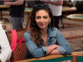 【蜗牛扑克】WSOP主赛事征战到最后一刻的女牌手——Kelly Minkin
