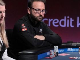 【蜗牛扑克】Daniel Negreanu:个人扑克累积收入超过1亿美元是有可能的
