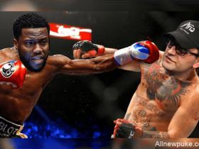 【蜗牛扑克】Antonio Esfandiari将在拳击场挑战Kevin Hart