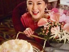 """【蜗牛扑克】《家有囍事》陈淑兰曝秘婚 蛋糕祝福藏""""老婆""""露馅"""