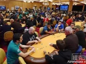 【蜗牛扑克】多桌锦标赛不同牌面不同情况的下注量你了解多少?